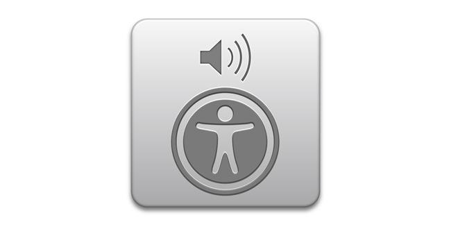 voiceover - Koutek vývojáře - Apple technologie