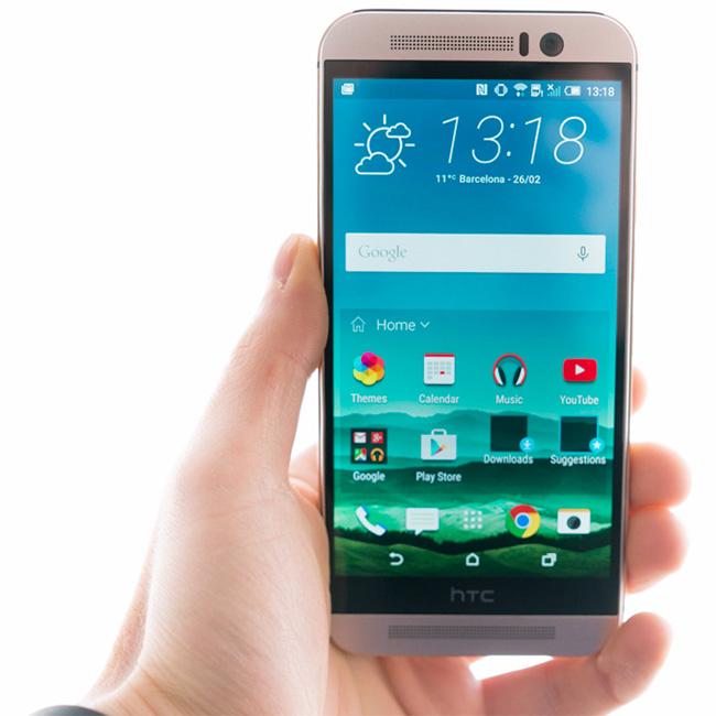htc title - iPhone není jediný – HTC One M9