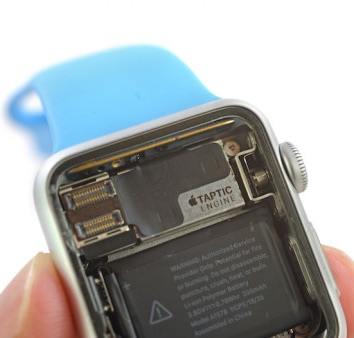 applewatchteardown 450x3381 - Futuristické snění o Apple Watch