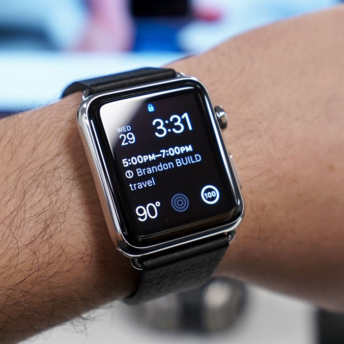 AW tricks - Futuristické snění o Apple Watch