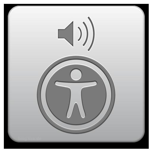 VoiceOver bez zraku, Oznamování času na Macu
