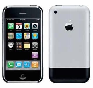 ip2G - První iPhone vstoupil na trh přesně před osmi roky