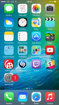 led nastaveni 1 253x450 - Jak použít LED blesk iPhonu jako signalizační diodu