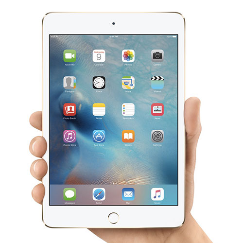 ipad mini 4 ok - Nové iPhony utlačují iPady