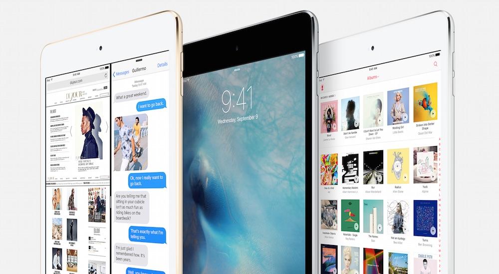 iPad mini 5 přijde už letos