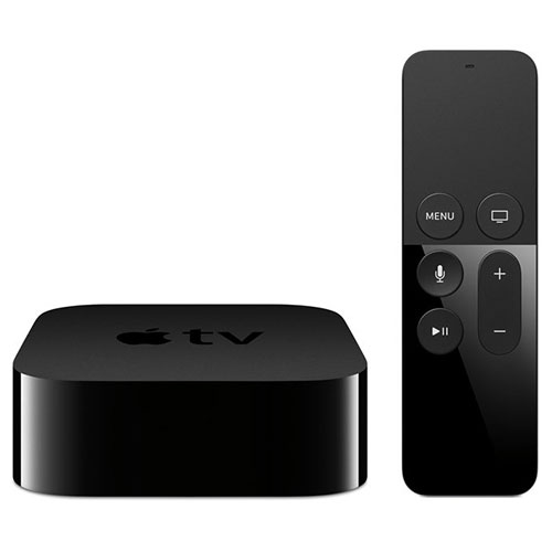 Apple TV, screenshot Apple TV