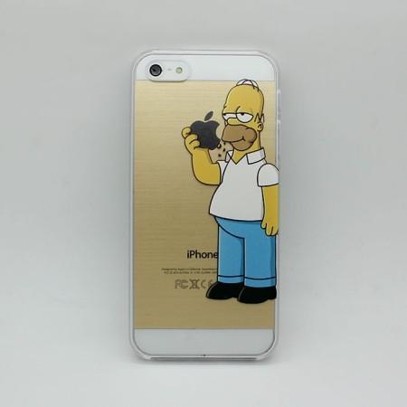 Pouzdro pro iPhone Homer Simpson - Top 5 příslušenství pod 500 Kč