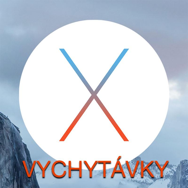 topic os x el capitan logo - OS X El Capitan –10 vychytávek, které musíte znát