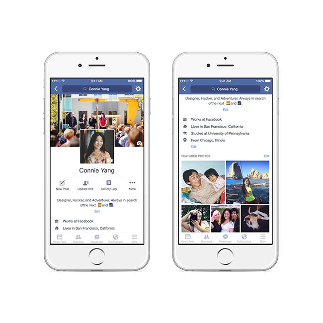 Facebook - Facebook nově nabídne možnost profilové fotky v podobě krátkého videa