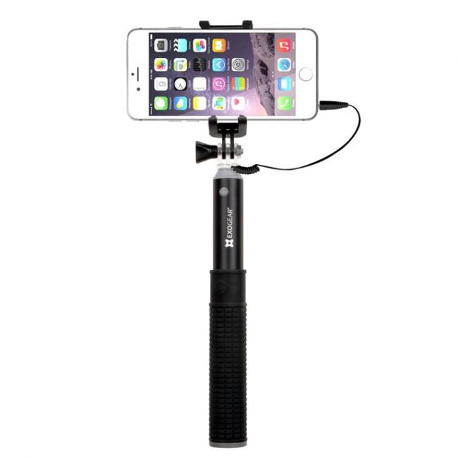 """exopod 1 - ExoPod Selfie Stick – povinná výbava pro všechny """"selfíčkáře"""""""