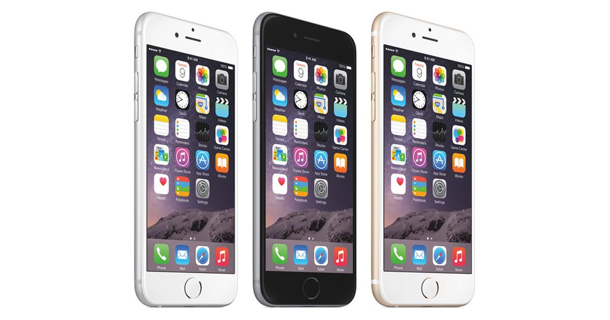 iphone6s fb - iOS 15 podpora se nebude týkat iPhonu 6s nebo staršího SE