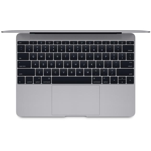 macbook2015 keyboard title - iPhone 7 bez jack konektoru a v černé barvě? Podívejte se na pěkný koncept