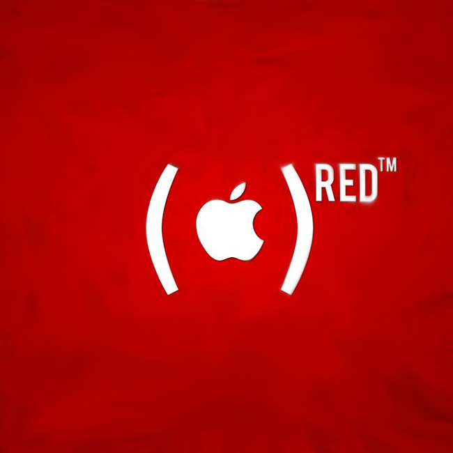(RED)