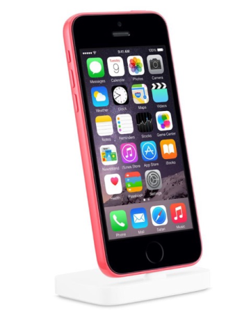 Údajný nový iPhone 6c, který sám Apple vystavil na stránkách a poté smazal