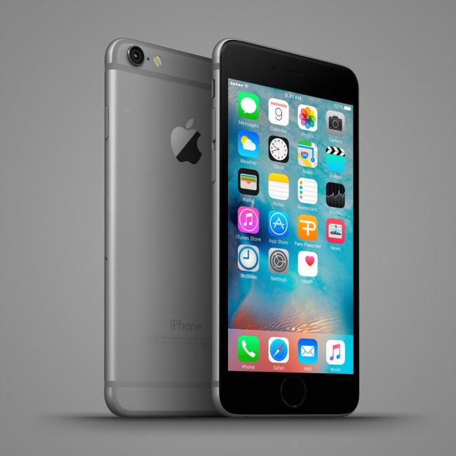 iphone 6c silver both e1452031928392 - Spekulace: 4palcový iPhone s procesorem A8 a 1 GB RAM