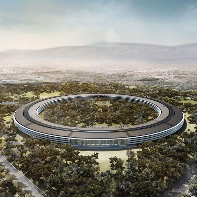 Campus 2, Apple Park