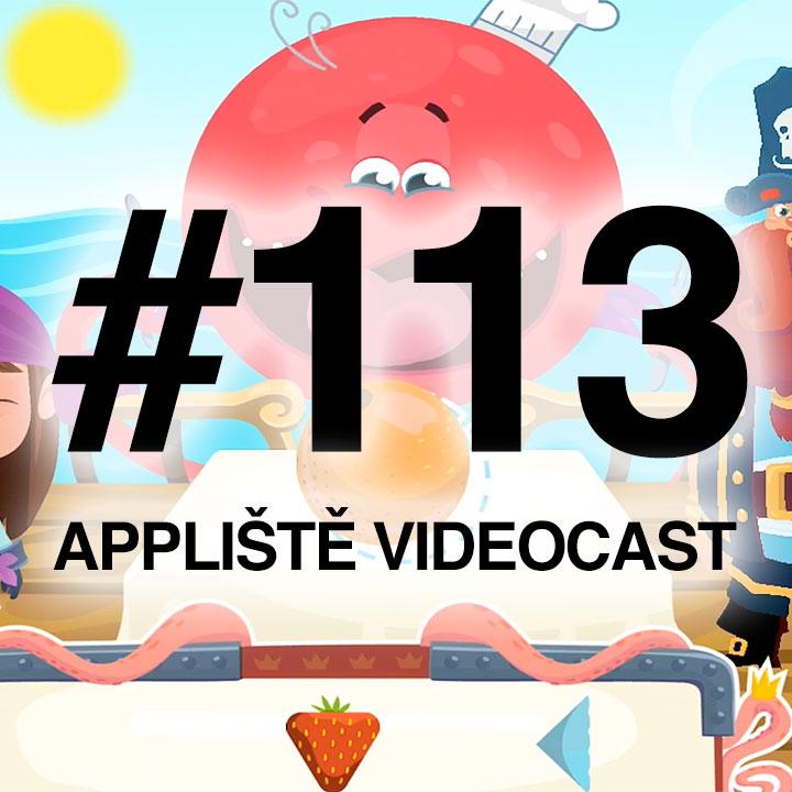 Appliště VideoCast #113
