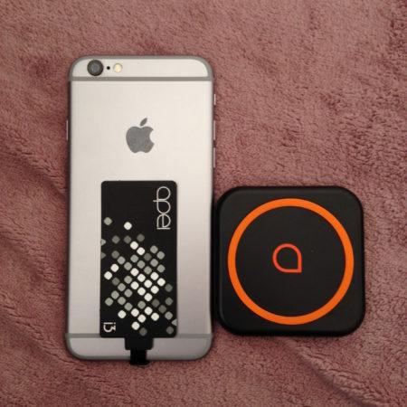 bezdrátová nabíječka pro iphone