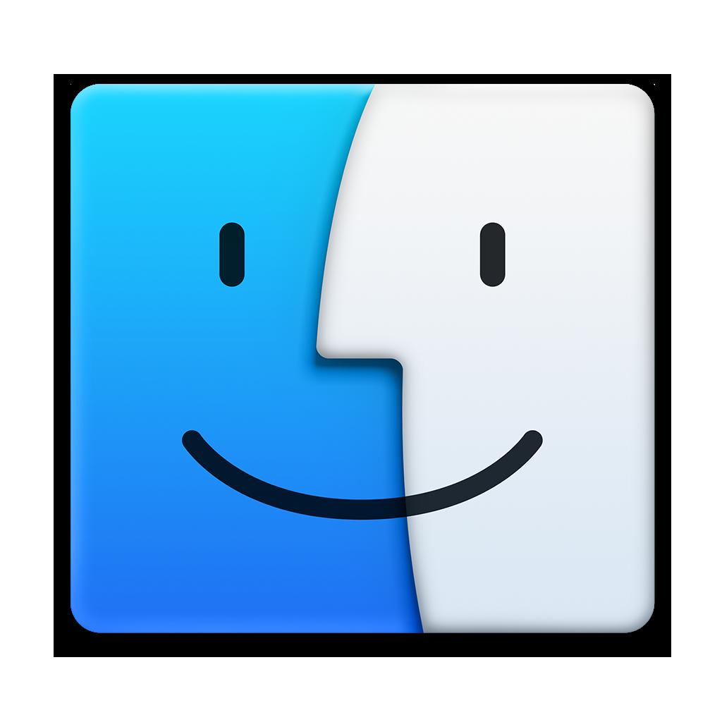 OS X Finder, macOS Sierra