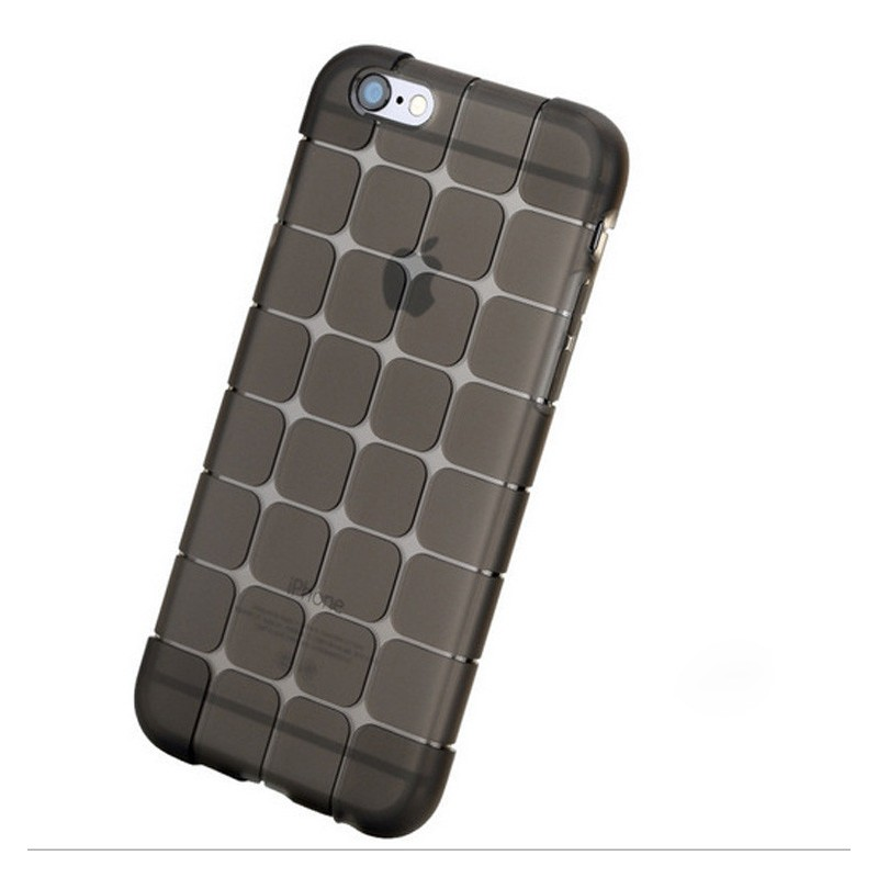 gumovy kryt rock pro iphone 6 6s cerny 1 - Spekulace: 4palcový iPhone s procesorem A8 a 1 GB RAM