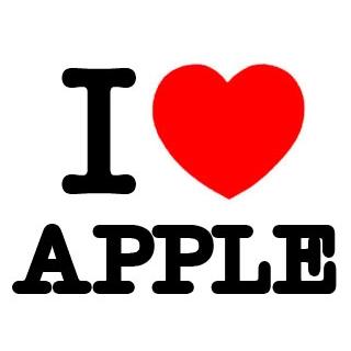 i love apple 320x480 5T1I - Nick Jonas účinkuje v novém reklamním videu na Apple Watch