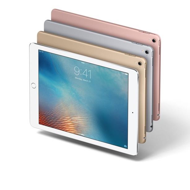 srovnání všech iPadů, Podíl iPadů na trhu, iPad Pro