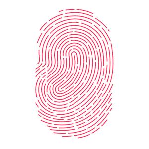 Touch ID, otisk prstu