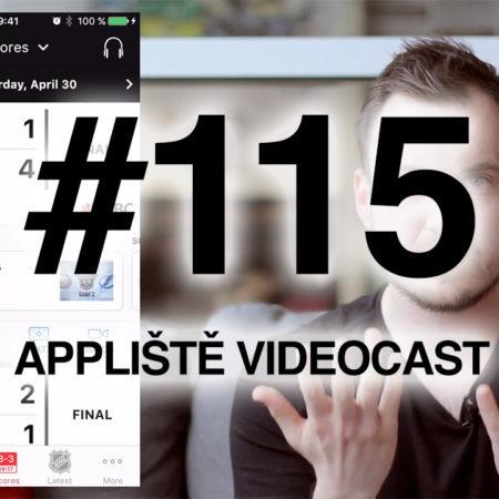 Appliště VideoCast #115