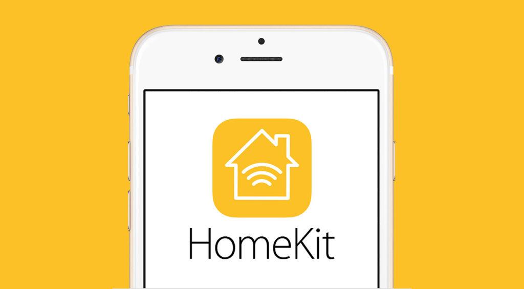 chytrá domácnost HomeKit