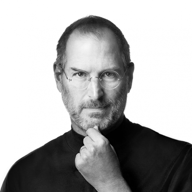 Steve Jobs a Mezinárodní fotografická síň slávy, osobní věci Steva Jobse