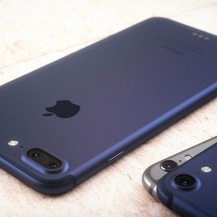 iPhone 7 Dark Blue