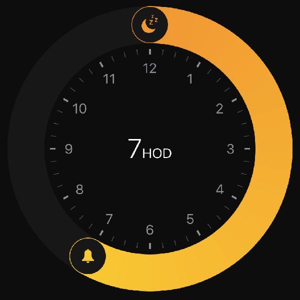 Asistent probuzení v iOS 10
