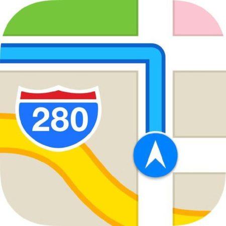 iOS 10, Flyover, Apple Mapy, MHD v Praze