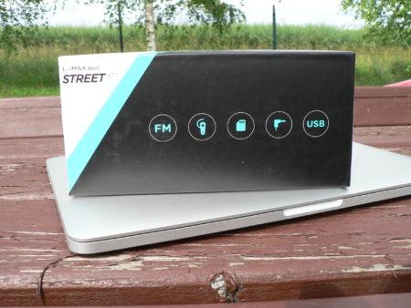 P1260310 450x338 - Hodně muziky za málo peněz, to je Street ST-1 by LAMAX Beat