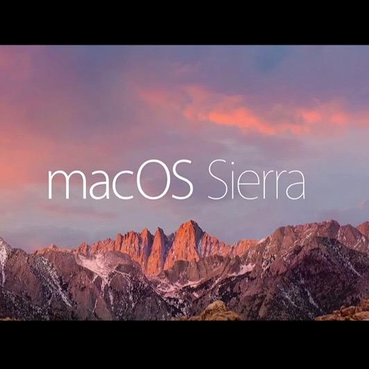 Apple představil macOS Sierra