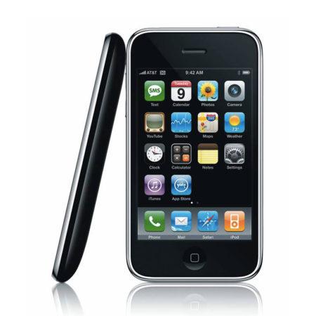 Představení prvního iPhonu, iPhony