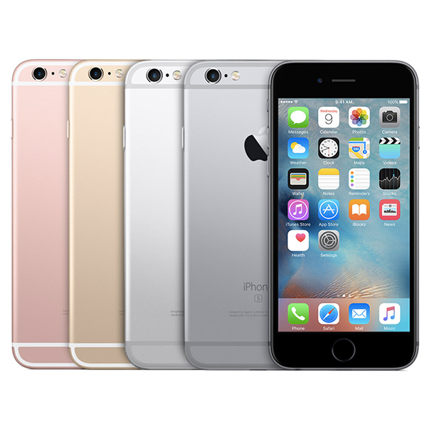 iPhone 7, iPhone 6s, iPhone 8