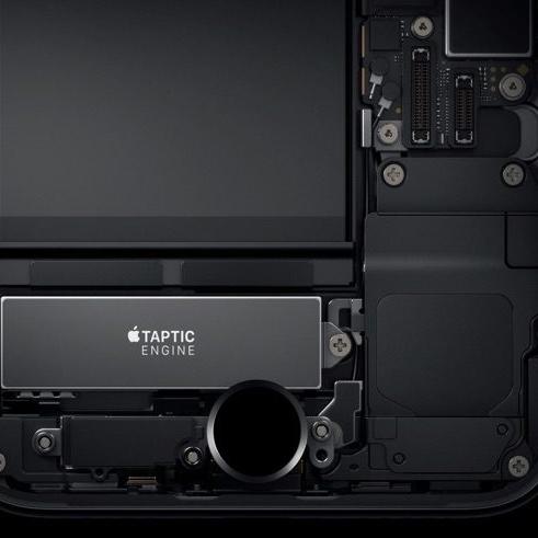 Tlačítko plochy iPhone 7