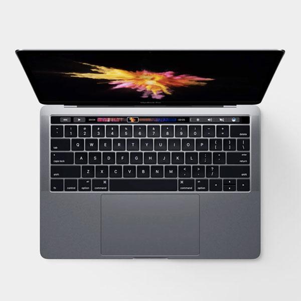 Ceny nových MacBooků Pro