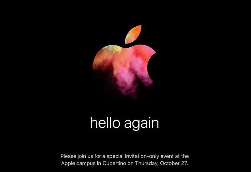 Představení nových MacBooků, hello again