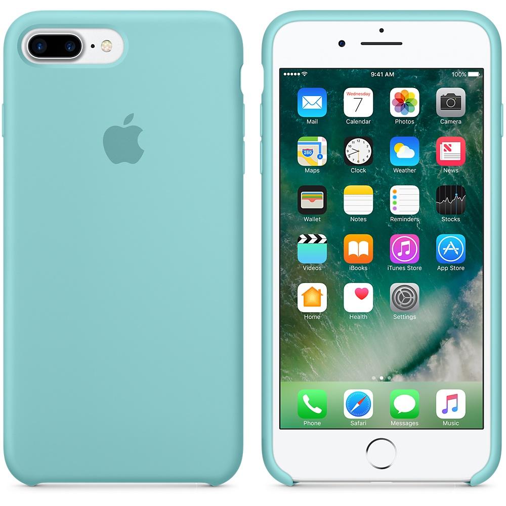 Silikonový kryt pro iPhone 7 Plus – značková a stylová ochrana 7dee3de7aa4