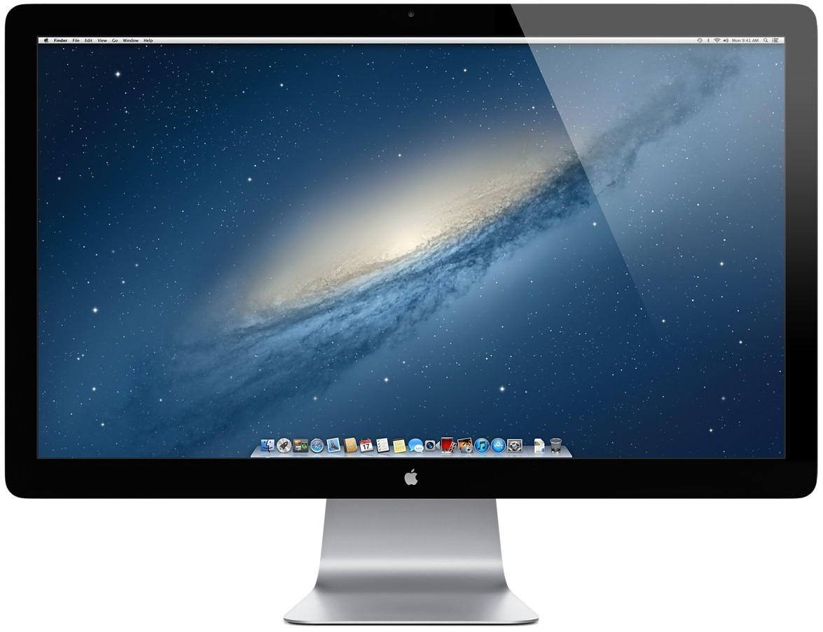 Jeden z předchůdců Apple Display - Apple Cinema Display