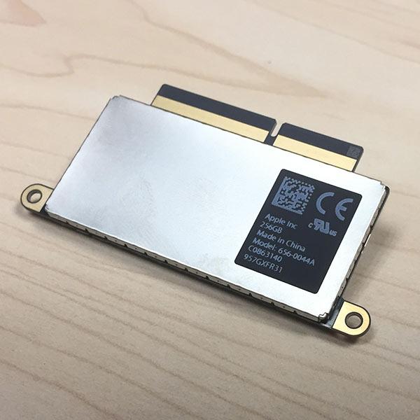 SSD MacBook Pro 2016