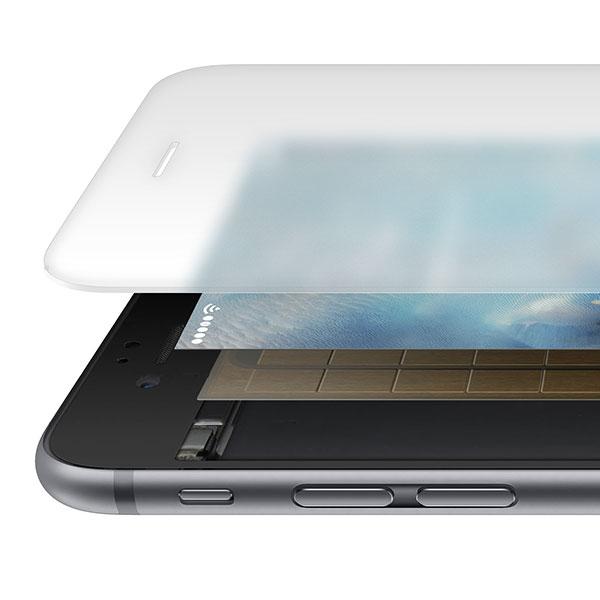 OLED iPhone, Zakřivený OLED displej