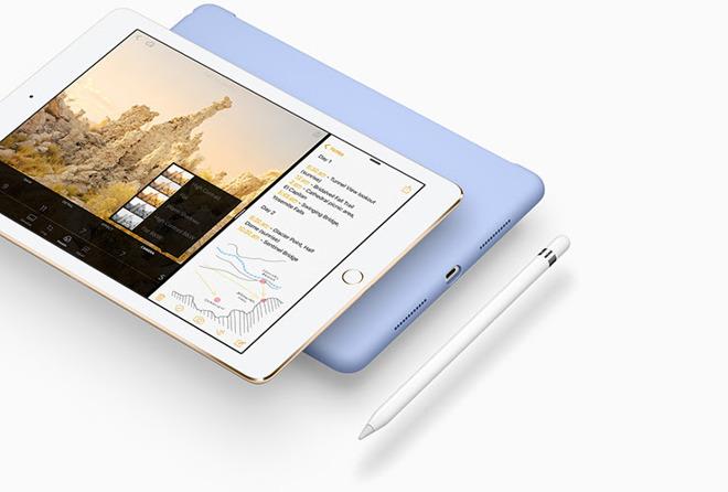 nové iPady