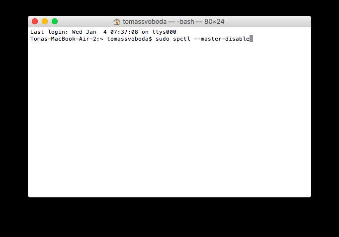 Snímek obrazovky 2017 01 04 v 9.26.01 - Jak nainstalovat každou aplikaci na macOS Sierra