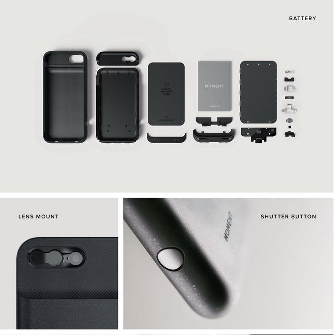battery case