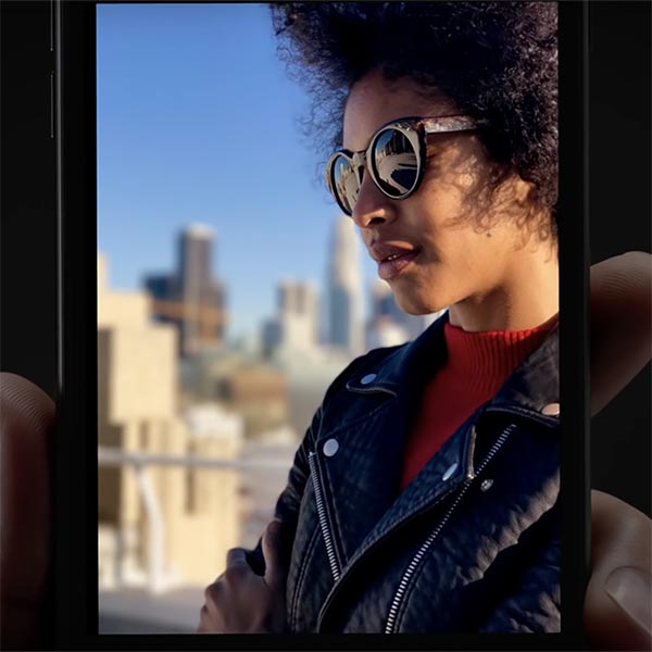Portrét iPhone 7 Plus, iPhone 8 Plus
