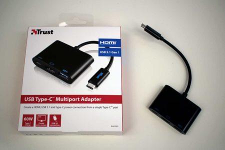 Trust USB-C