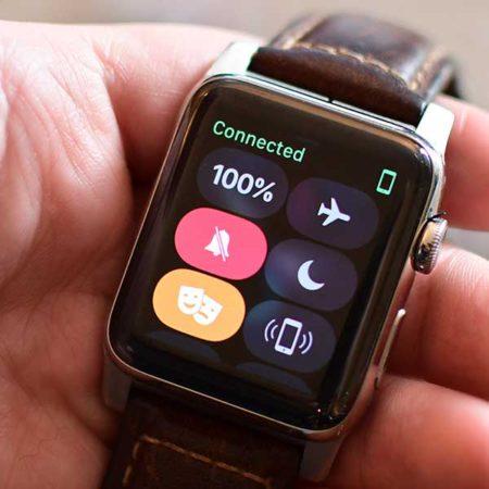 Apple Watch Kino